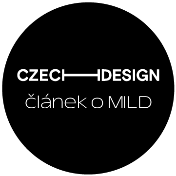 Článek o MILD na Czechdesign